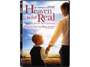 Heaven is For Real (DVD) Greg Kinnear, Kelly Reilly, Connor Corum, Margo Martindale, Thomas Haden Church,