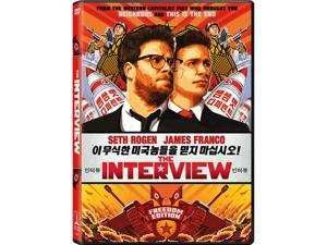 Interview (2014 / DVD / UV / WS 1.85A / DD 5.1 / ENG-INDONES-KOREAN-CHIN-MAN-SUB)