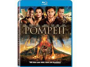 Pompeii (UV Digital Copy + Blu-Ray) Kit Harington, Emily Browning, Kiefer Sutherland, Jared Harris, Carrie-Anne Moss
