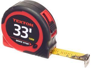 """Tekton 71955 33' x 1"""" Tape Measure"""