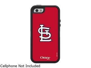 OtterBox 77-37149 Defender MLB Series for iPhone 5/5s/SE - Cardinals