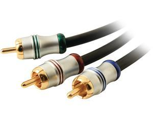 MYWERKZ 44731 700 Series Component Video Cable (1m)