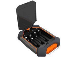 Enerplex Jumpr Quad - Battery Charger/Power Bank