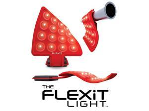 Striker FLEXiT Task Light - Ultra-Thin and Ultra-Flexible Hands Free LED Flashlight