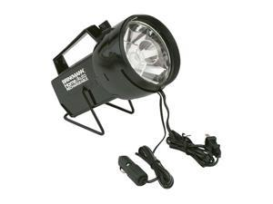 Brinkmann 827-0165-0 Home-Auto Rechargeable Krypton Lantern - Black