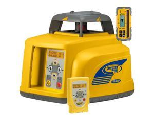 Trimble Spectra Precision GL412 Grade Lasers w/ CR600, Remote Ccontrol , Nimh batteries