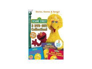 Sesame Street: Stories, Games & Songs