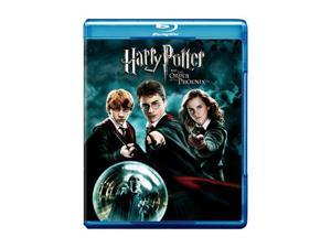 Harry Potter and the Order of the Phoenix (Blu-ray / 2007) Daniel Radcliffe, Emma Watson, Rupert Grint, Harry Melling, Richard ...