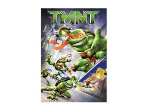 TMNT (2007 / DVD) Patrick Stewart, Mako, Chris Evans, Nolan North, James Arnold Taylor