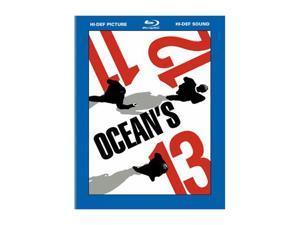 Ocean's 11/12/13 Giftset (BR-DVD / 3PK / WS)