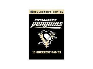 NHL Pittsburgh Penguins: 10 Greatest Games
