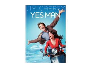 Yes Man (DVD / Full Screen / WS / Dolby Digital 5.1 / ENG-SP-FR-SUB) Jim Carrey, Zooey Deschanel, Bradley Cooper, John Michael Higgins, Rhys Darby