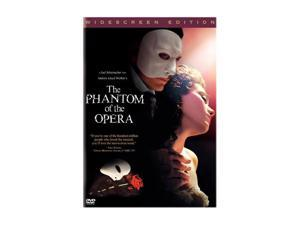 The Phantom of the Opera (DVD / WS Edition / Dolby Digital 5.1 / ENG-SP-FR-SUB)