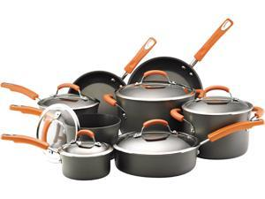 Rachael Ray 14-pc. Nonstick Hard Anodized II Cookware Set