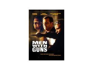 Men With Guns Donal Logue, Callum Keith Rennie, Paul Sorvino, Max Perlich, Sabrina Grdevich, Gregory Sporleder, Joseph Griffin