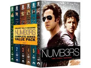 Numb3rs: Complete Series Pack