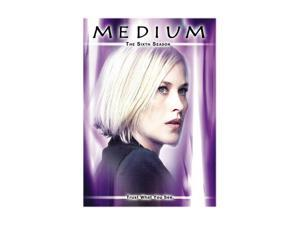 Medium: The Sixth Season (DVD / AC-3 / SUB / WS / NTSC) Patricia Arquette, Sofia Vassilieva, Miguel Sandoval, Jake Weber, ...