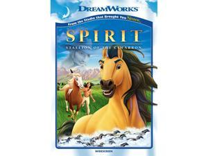 Spirit: Stallion Of The Cimarron Matt Damon (voice), James Cromwell (voice), Daniel Studi (voice), Chopper Bernet (voice), Jeff LeBeau (voice)