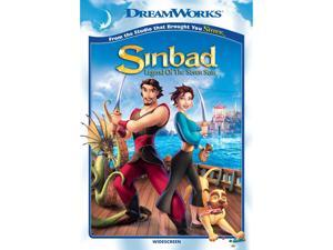 Sinbad: Legend Of The Seven Seas Brad Pitt (voice), Catherine Zeta-Jones (voice), Joseph Fiennes (voice), Michelle Pfeiffer (voice), Dennis Haysbert (voice)