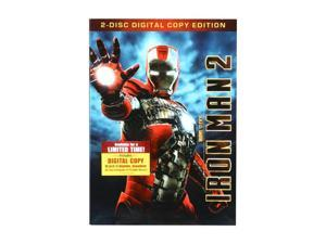 Iron Man 2 (Two-Disc Special Edition) (2010 / DVD / Dubbed / WS / NTSC) Robert Downey Jr., Mickey Rourke, Don Cheadle, Scarlett Johansson, Samuel L. Jackson