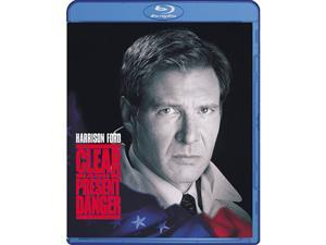 Clear And Present Danger Harrison Ford, Willem Dafoe, Anne Archer, Joaquim de Almeida, Henry Czerny, Harris Yulin, Donald ...