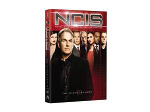 NCIS: The Complete Sixth Season (2009 /  DVD) Mark Harmon, Michael Weatherly, David McCallum, Sean Murray, Cote De Pablo
