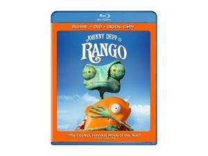 Rango (Two-Disc Blu-ray/DVD Combo + Digital Copy) Johnny Depp (voice), Isla Fisher (voice), Abigail Breslin (voice), Alfred Molina (voice), Ray Winstone (voice)