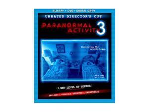 Paranormal Activity 3 (DVD + UV Digital Copy + Blu-ray) Katie Featherston, Sprague Grayden, Chloe Csengery, Molly Ephraim, Jessica Tyler Brown