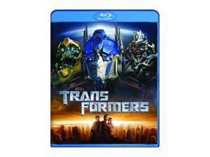 Transformers [Blu-ray] (2007) Shia Labeouf, Bernie Mac, Josh Duhamel, Tyrese Gibson