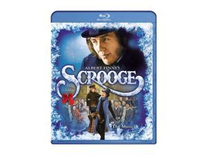 Scrooge (Blu-ray) Albert Finney, Alec Guinness, Edith Evans, Kenneth More, Laurence Naismith