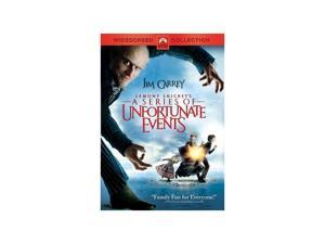 Lemony Snicket's A Series of Unfortunate Events Jim Carrey, Meryl Streep, Jude Law (voice), Liam Aiken, Emily Browning, Billy Connolly, Jennifer Coolidge, Jane Adams, Craig Ferguson, Jamie Harris