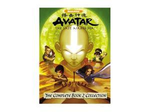 Avatar The Last Airbender - The Complete Book 2 Collection (DVD / 5DISCS / FS /