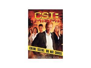 CSI: Miami - The Complete Second Season