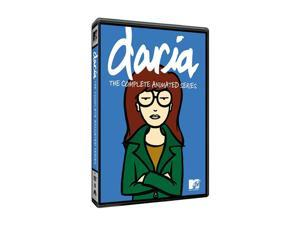 Daria: The Complete Animated Series (DVD / Full Screen / Box set / Dolby) Tracy Grandstaff, Wendy Hoopes, Julián Rebolledo, Russell Hankin, Ashley Albert