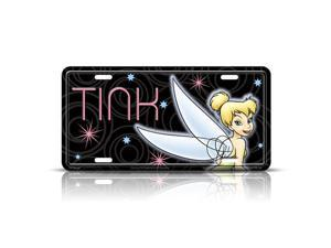 Tinkerbell Stamped Tag