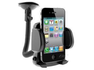 GTMax Universal Windshield Car Mount Holder (Small) for Smartphone / MP3 Player / iPhone / iPod
