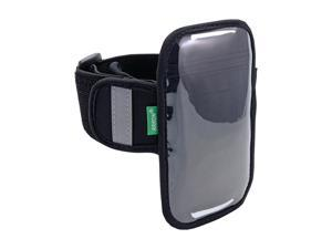 ARKON Black Sports Armband for Samsung Galaxy S III and 4.3-Inch or 4.5-Inch Screen Smartphones XXL-ARMBAND