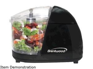 Brentwood MC-106 Black Mini Food Chopper