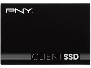 "PNY CL4111 2.5"" 120GB SATA III MLC Internal Solid State Drive (SSD) SSD7CL4111-120-RB"