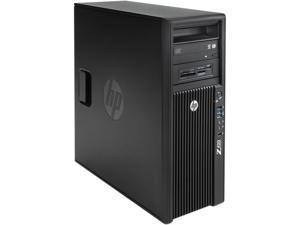 HP Z420 Workstation D3J34UT#ABA Desktop PC XEON 16GB DDR3 1TB HDD Windows 7 Professional 64