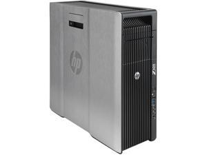 HP Z620 Workstation D3J89UT#ABA Desktop PC XEON 8GB DDR3 1TB HDD Windows 7 Professional 64