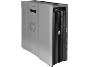 HP Z620 Workstation D3J90UT#ABA No Screen Desktop PC