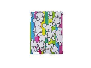 Choicee*Qee iPad2 Case ColorMix