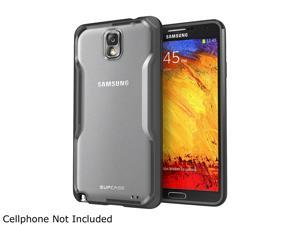 SUPCASE Samsung Galaxy Note 3/Note III Unicorn Beetle Premium Hybrid Case (Clear/Black)  - Not Fit Samsung Galaxy Note 2/Note II N7100