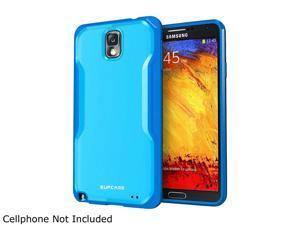 SUPCASE Samsung Galaxy Note 3/Note III Unicorn Beetle Premium Hybrid Case (Light Blue/Blue) - Not Fit Samsung Galaxy Note 2/Note II N7100