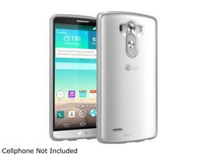 SUPCASE LG G3 Case - Unicorn Beetle Premium Hybrid Protective Case (Frost Clear/Gray)