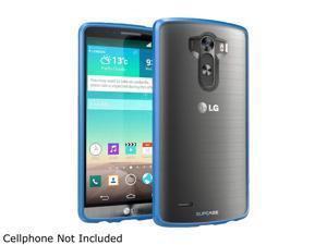 SUPCASE LG G3 Case - Unicorn Beetle Premium Hybrid Protective Case (Frost Clear/Blue)