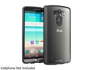 SUPCASE LG G3 Case - Unicorn Beetle Premium Hybrid Protective Case (Frost Clear/Black)
