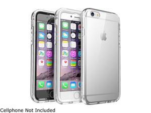 iPhone 6 Case, SUPCASE Ares Full-body Rugged Clear Bumper Case with Built-in Screen Protector for Apple iPhone 6 4.7 Inch