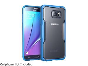 Samsung Galaxy Note 5 Case, SUPCASE Unicorn Beetle Series Premium Hybrid Protective Bumper Case for Galaxy Note 5 (2015 Release) (Frost/Blue)